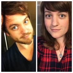 35, 2.5 years HRT - I hope I look this cute someday!