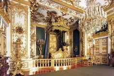 Herrenchiemsee - King Ludwig's bedroom