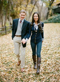 what to wear for engagement photos in april