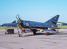 French Navy Dassault ''Etendard IV M''