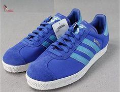 size 40 1e099 86eaa Adidas - Basket Adidas Gazelle 2 Q23104 Bleu - Chaussures adidas originals  ( Partner-Link)