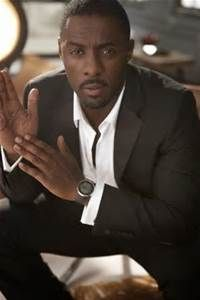 Idris Elba - the accent. The face. The man. He is DEFINITELY #MCM material.