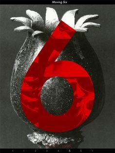 Karl Blossfeldt  Six Number 2, 1988 http://www.vogue.fr/mode/news-mode/diaporama/l-application-moving-six-de-comme-des-garcons/10392#karl-blossfeldt-six-number-2-1988