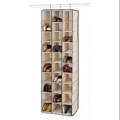 Whitmor Shoe Rack   Hanging   60 X Shoes   30 Compartment[s]