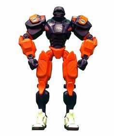 Love this Denver Broncos Cleatus FOX Robot Action Figure by NFL on #zulily! #zulilyfinds