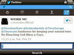 GOSSIP, GISTS, EVERYTHING UNLIMITED: WeirdMc Praises Funke Akindele, Kate Henshaw, Tiwa...