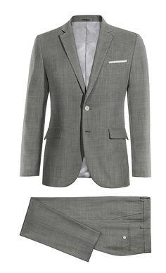Grey 100% Wool Suit metalic buttons: http://www.tailor4less.com/en-us/men/suits/4367-grey-100-wool-suit
