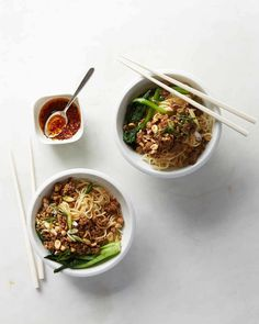 Making chili oil from scratch is easy and adds a delicious complex flavor to this dish, but you can use regular hot chili oil instead in a pinch.