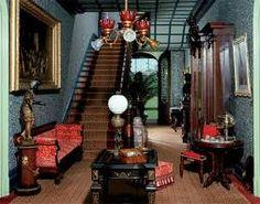 restored Victorian homes