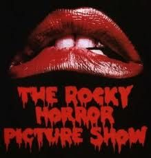 The Rocky Horror Picture Show. Everyone should see this movie. A parody of the sci-fi movies of the fifties and sixties, it follows small-town couple Brad and Janet as they are stranded at a strange castle in the middle of nowhere, with a host of kooky people including some sinister staff, Meatloaf, and the Notorious Dr. Frank N. Furter. Let's do the time warp again!!!