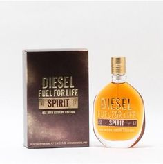 Diesel Fuel For Life Spirit Men