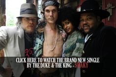 The Duke & The King - Shaky by Silva Screen