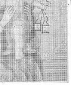 VIRGEN DEL CARMEN CORAZON DE MARIA VIRGEN DE LOURDES ROSTRO DE JESUS MONOCROMO ... Cross Stitch Designs, Cross Stitch Patterns, Johannes Gutenberg, Holy Mary, Virgin Mary, Needlework, Diy And Crafts, Embroidery, Madonna