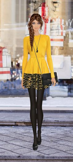 Covet Fashion Game Holiday Store Windows