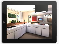 Real Time 3D Modern Interior with Red Ape Studio | Export 2 Reality