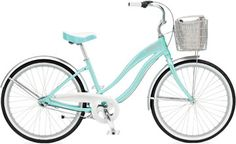 THE bike I have been looking for to ride around downtown in style... Giant Women's Simple Three W - City Bikes