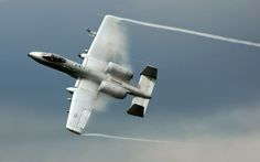 picture of A 10 Thunderbolt II ground attack aircraft ~ HD Pictures