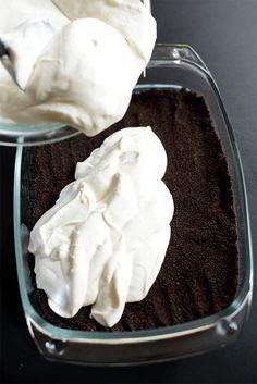 Vegan Dirt Cake