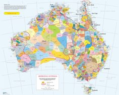 INTERACTIVE INDIGENOUS LANGUAGE MAP. This map is just one representation of other map sources that are available for describing Aboriginal Australia. This map indicates only the general location of larger groupings of people which may include smaller groups such as clans, dialects or individual languages in a group. Boundaries are not intended to be exact.  #Aboriginal #Indigenous #Aborigines #Map #Culture #Language #Australia