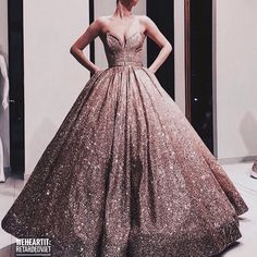 Prom Dresses on We Heart It Ball Gown Dresses, Prom Dresses, Dress Prom, Wedding Dress, Casual Dresses, Formal Dresses, Beautiful Gowns, Dream Dress, Dress Me Up