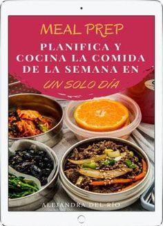 ebook meal prep