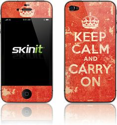 IMPORTANT: SkinIt skins are NOT A CASE. Our skins are VINYL SKINS that allow you to personalize and protect your device with form-fitting skins. Our adhesive backing can be applied and removed with no residue, no mess and no fuss.   #keepcalm #coupons
