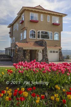 Riblet Mansion at Arbor Crest. Photo © 2015 Pat Schilling