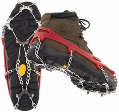Kahtoola Microspikes - Senderismo, Trekking, Aventura en la montaña