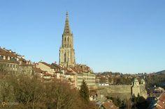 Бернский собор – #Швейцария #Кантон_Берн #Bern (#CH_BE) Протестантский кафедральный собор в Старом Берне. http://ru.esosedi.org/CH/BE/1000235474/bernskiy_sobor/
