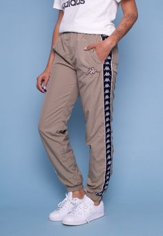 Kappa 90s Vintage Sports Tracksuit Bottoms 13568 | Caked | ASOS Marketplace
