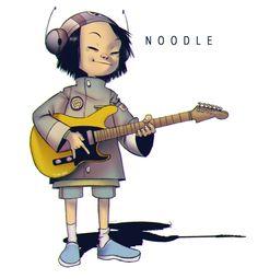 Gorillaz | Noodle