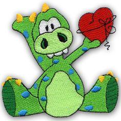 KMD-Love Dino