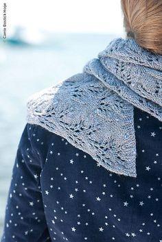 Ravelry: Altocumulus pattern by Angela Hahn