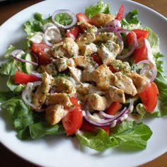 Rezept Salatsoße Grundrezept von honeykiss - Rezept der Kategorie Vorspeisen/Salate