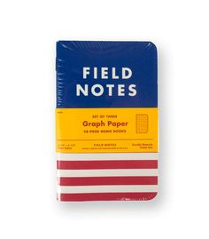 282dc771179 COAL x DDC x USA Kit. Field NotesNotebooksNotebook