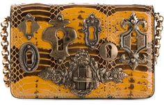 Dolce & Gabbana 'Ginerva' clutch on shopstyle.co.uk