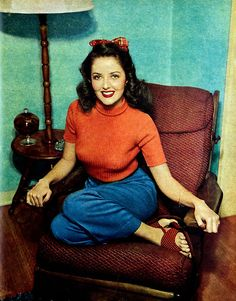 Martha Vickers    1947