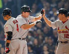 Cardinals beat Brewers. st-louis-cardinals