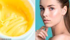 Cómo preparar 5 mascarillas faciales con mantequilla. ¡Increíble! - Mejor con Salud