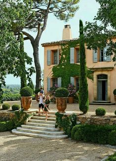 40 houses in Provence where you dream of going on vacation! - 40 houses in Provence where you dream of going on vacation! 40 houses in Provence wher - Aix En Provence, Provence France, Architectural Digest, French Country House, Country Homes, Country Life, Southern Homes, Southern Living, Country Decor
