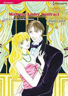 MISTRESS UNDER CONTRACT (Harlequin comics)