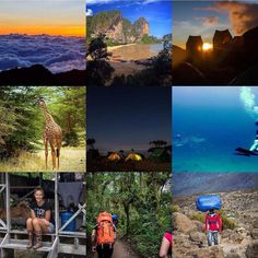 Happy new year to all our followers. These are the nine most liked picture this year. Hope 2016 will have a lot of great moments.  #travel #resa #resor #kilimanjaro #tanzania #tent #backpacker #backpacking #beautiful #nofilter #picoftheday #filippinerna #siargao #tonsai #railey #thailand #kohtao #afrika #giraffe #greatbarrierreef #wild #whaleshark #ocean #outdoor #djungle #wildlife by _ettannatliv http://ift.tt/1UokkV2