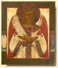 Blessed Silence - exhibited at the Temple Gallery, specialists in Russian icons