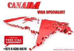 Canada Visa Specialist - Syncvisas.com