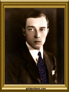 Silent film star Buster Keaton was born Joseph Frank Keaton the Sixth in Piqua, Kansas to a traveling show business couple, Joseph and Myra Keaton. (List of roles in early movies.)
