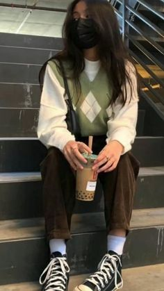 Indie Outfits, Teen Fashion Outfits, Retro Outfits, Trendy Outfits, Fall Outfits, Vintage Outfits, Hipster Outfits, Grunge Outfits, Simple Outfits