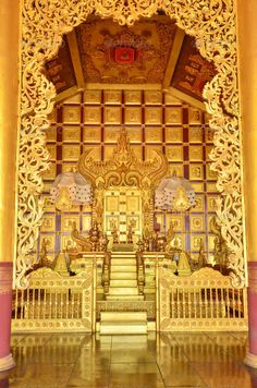 Vintage golden interior at Surasri Camp ... abstract, ancient, antique, architecture, art, asia, asian, backdrop, background, block, building, color, construction, decor, decorative, design, detail, glitter, glossy, gold, golden, grid, grunge, interior, lines, luxurious, luxury, metal, modern, old, pattern, shine, smooth, square, stone, structure, surface, symbol, temple, texture, thailand, tile, tourism, travel, vintage, wall, wallpaper, yellow