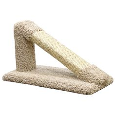 New Cat Condos Tilted Scratching Post