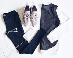 How about this as an outfit? Athleisure Outfits, Sporty Outfits, Athletic Outfits, Summer Outfits, Workout Attire, Workout Outfits, Fitness Outfits, Sport Fashion, Fitness Fashion