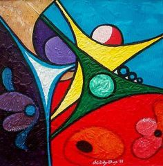 144 Best Wonderful Colorful Abstract Artwork Images On Pinterest